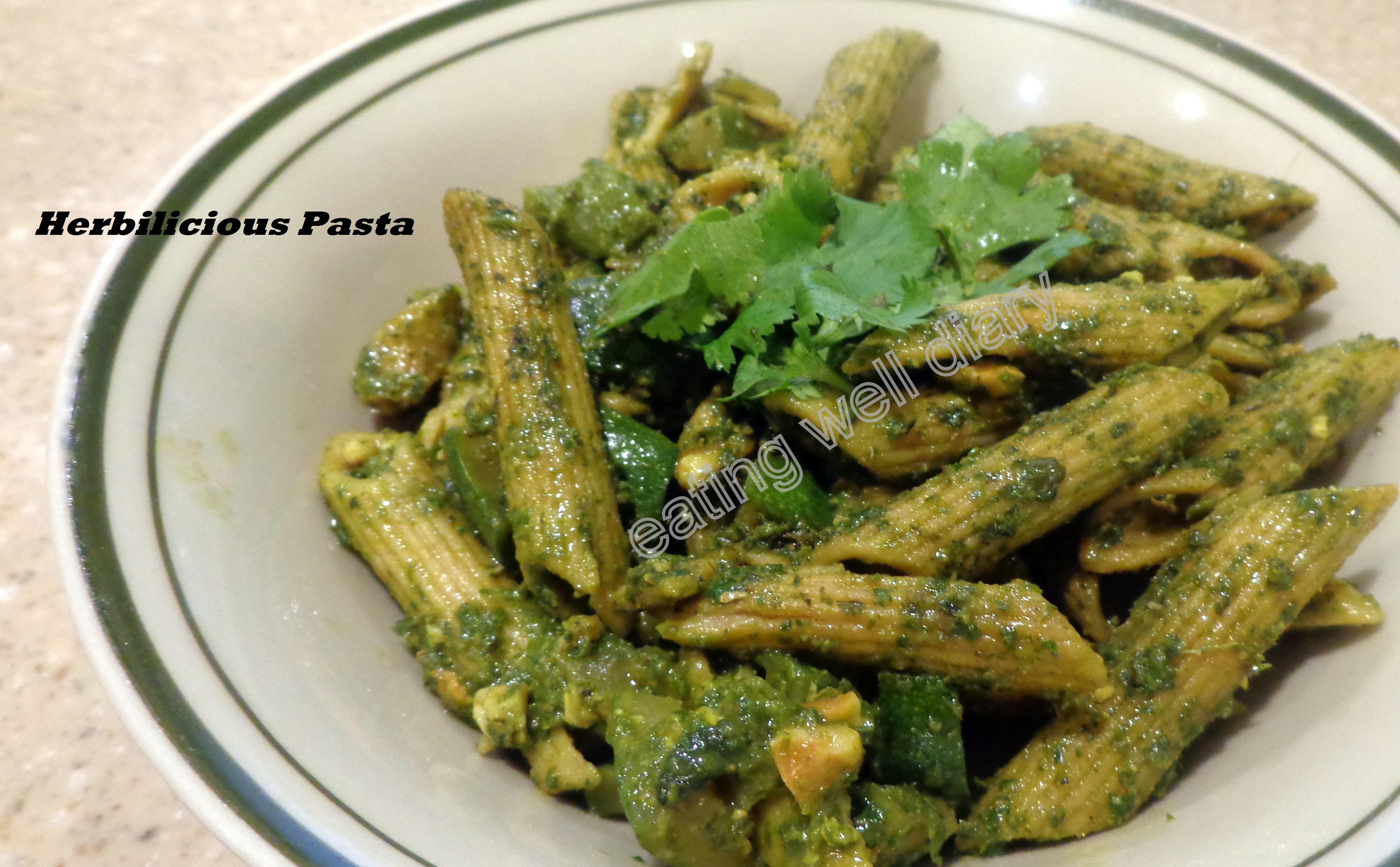 Herbilicious Pasta