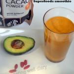 Superfoods smoothie