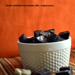 Guilt-free Fruit and Nut Chocolate