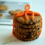 Allergy-free Chocolate chip cookies (gluten-free, vegan, nut-free)