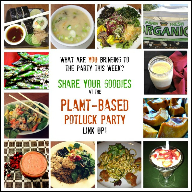 PLANTBASED-Potluck
