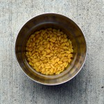 soaked fenugreek seeds