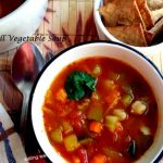 Chunky Fall Vegetable Soup