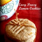 Easy Peasy Lemon Cookies