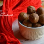 Quick and Easy Moong Dal Laddu (gluten-free, low glycemic)